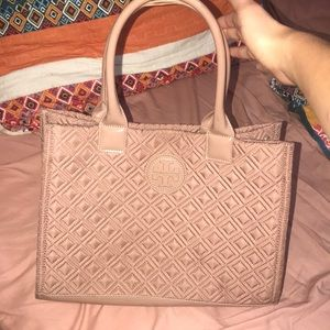 Tory Burch Quilted Tote